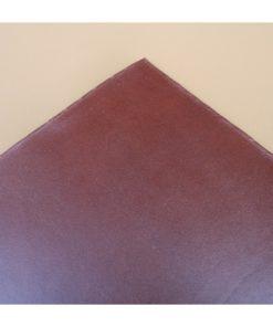 2-2,5 mm Läder Mörkbrun